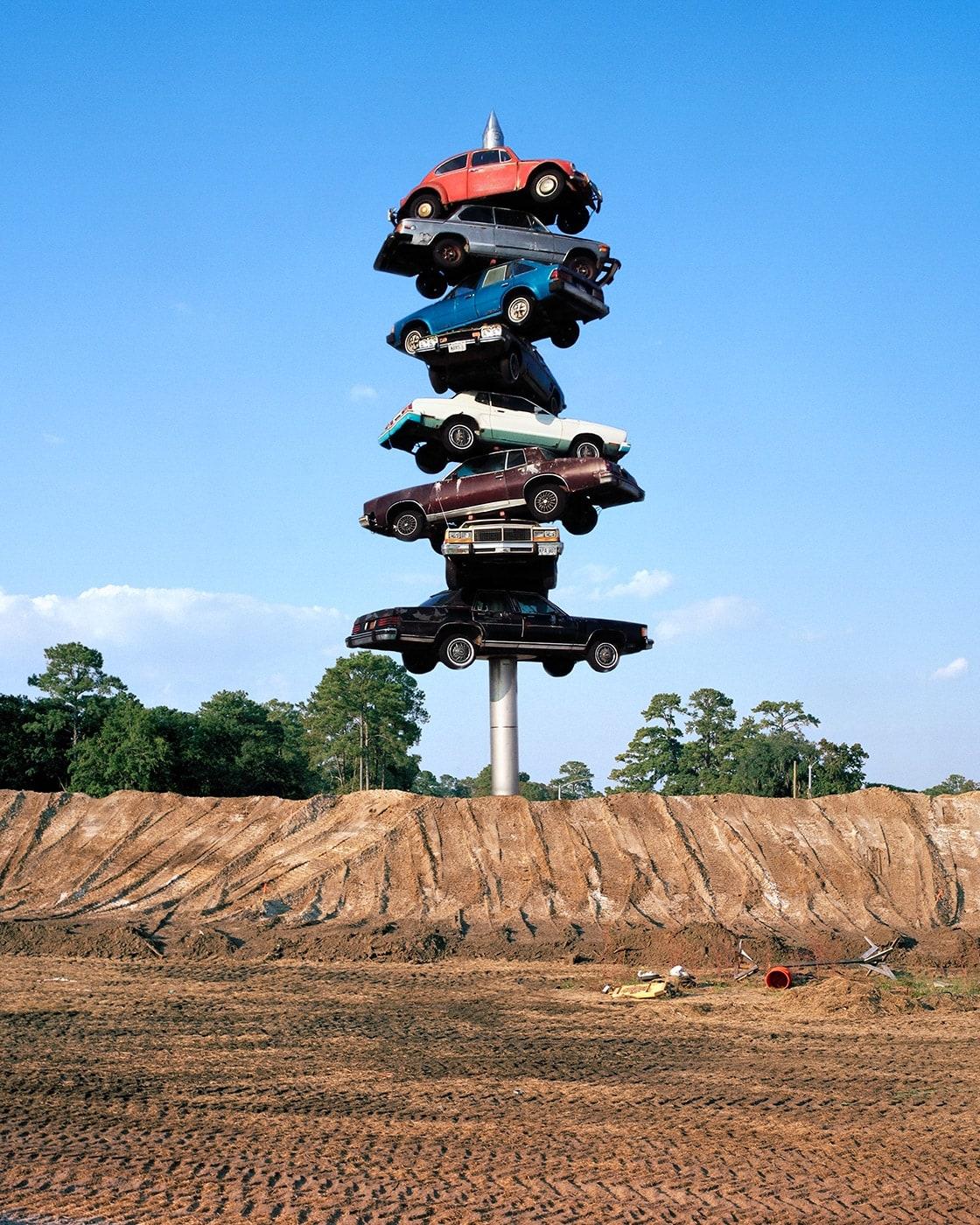 Car Culture Totem, 2011
