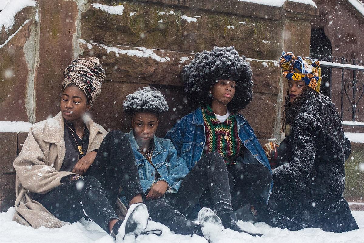 4 Queer African Women