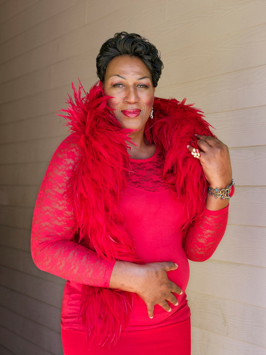 Dee Dee Ngozi, 55, Atlanta, GA. To Survive On This Shore, 2016