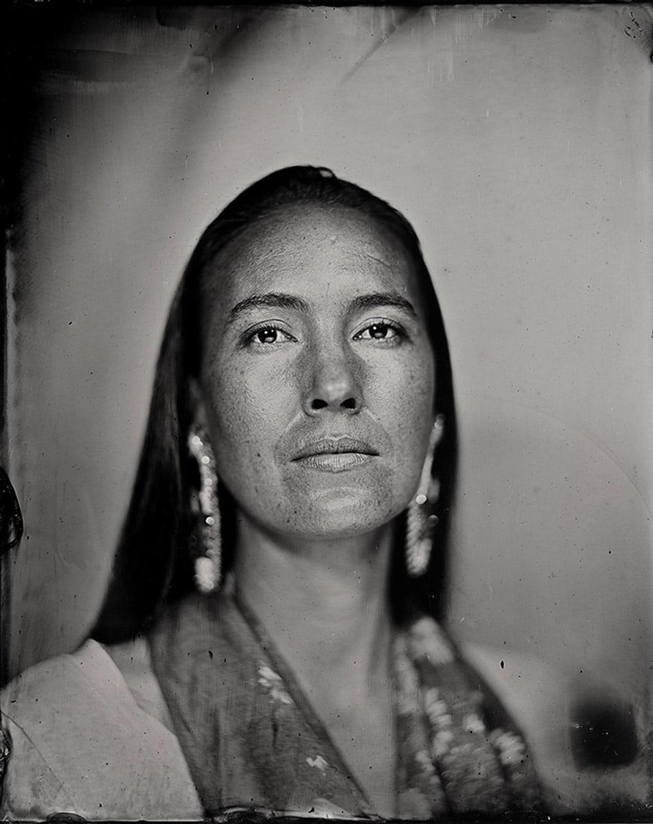 Portrait of Kali Spitzer's sister