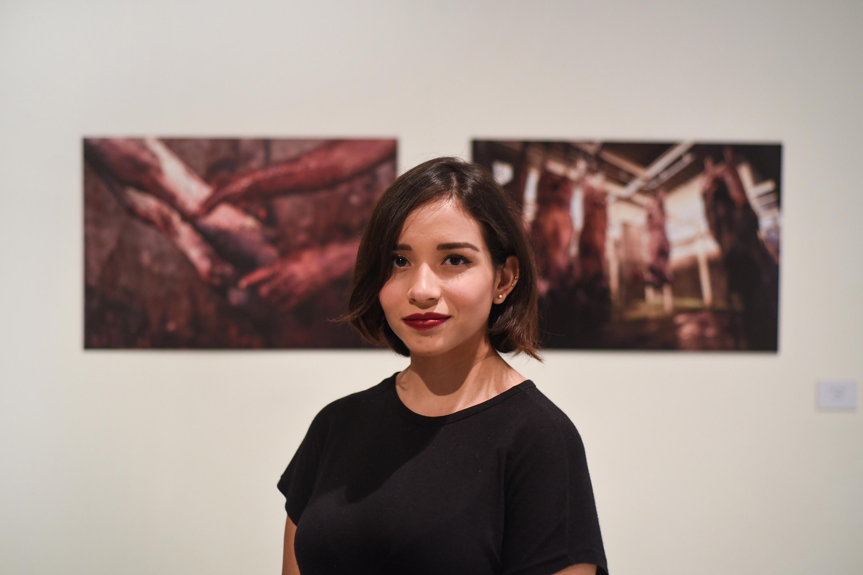 Portrait Victoria Razo
