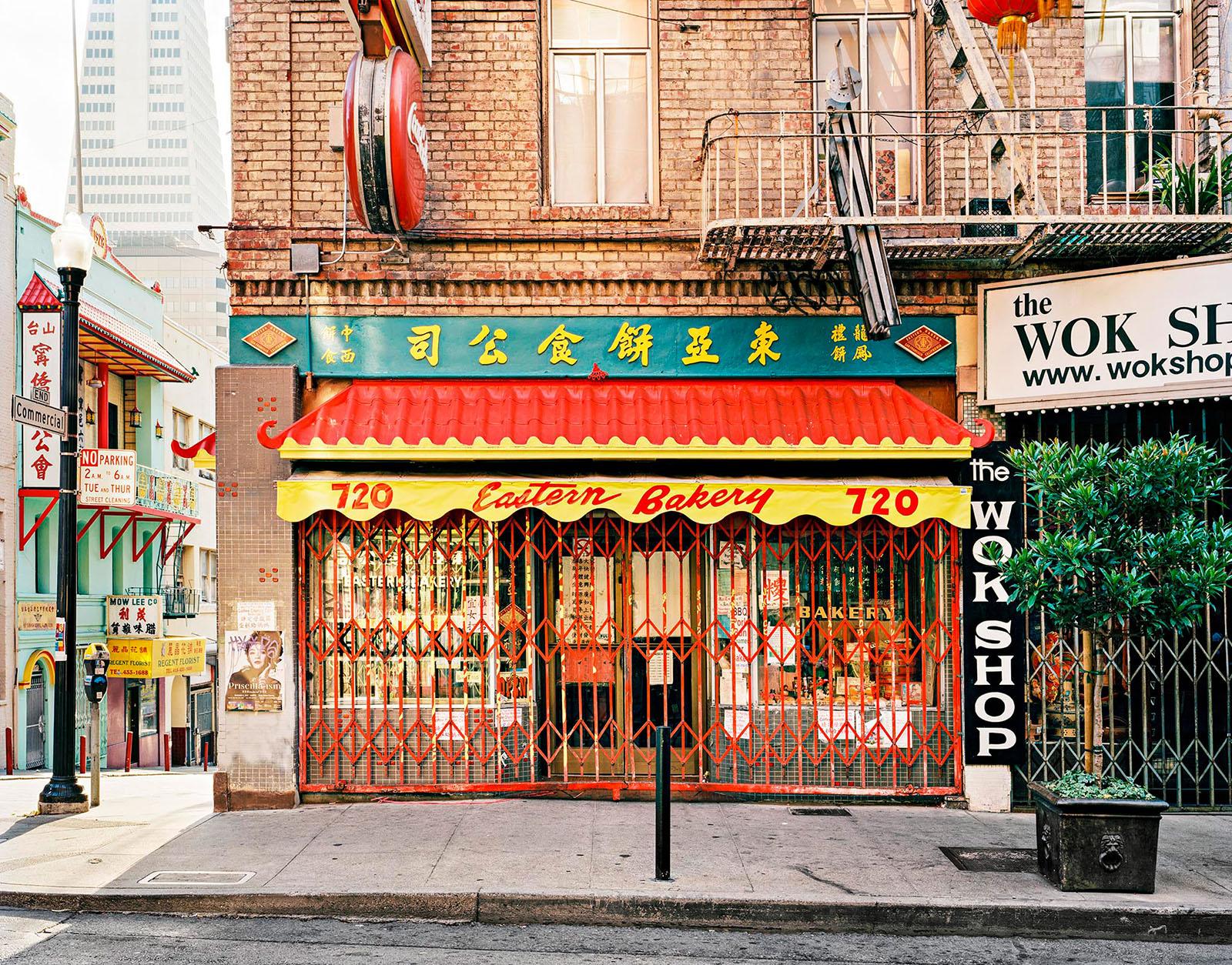 Eastern Bakery, San Francisco, 2017 by Morris Lum
