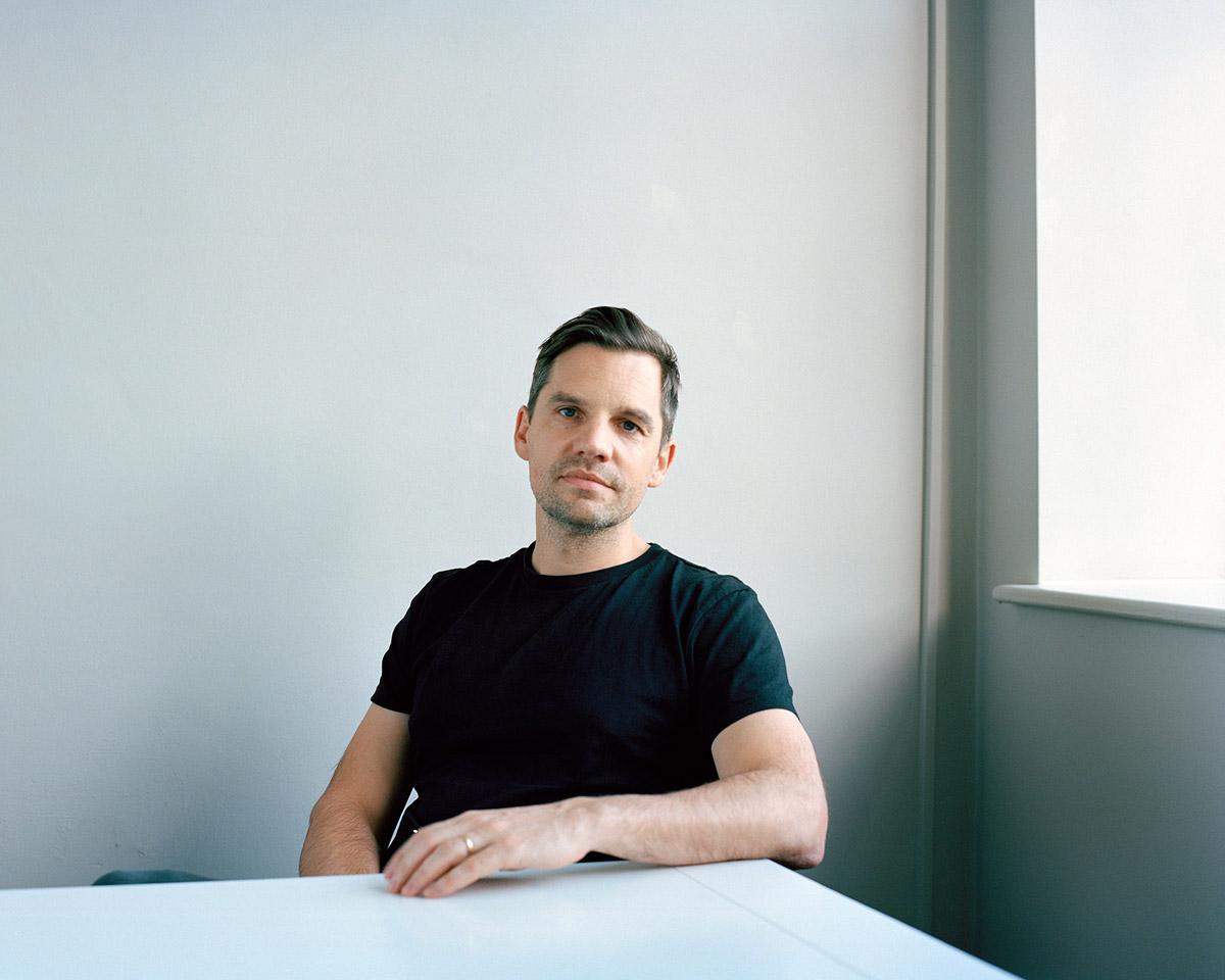 Portrait of Simon Roberts